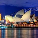 AFJ - Demi-Pair en Australie - Sydney - Opéra - cours d'anglais
