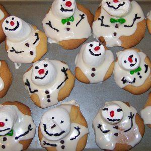 Gâteaux de Noël - AFJ